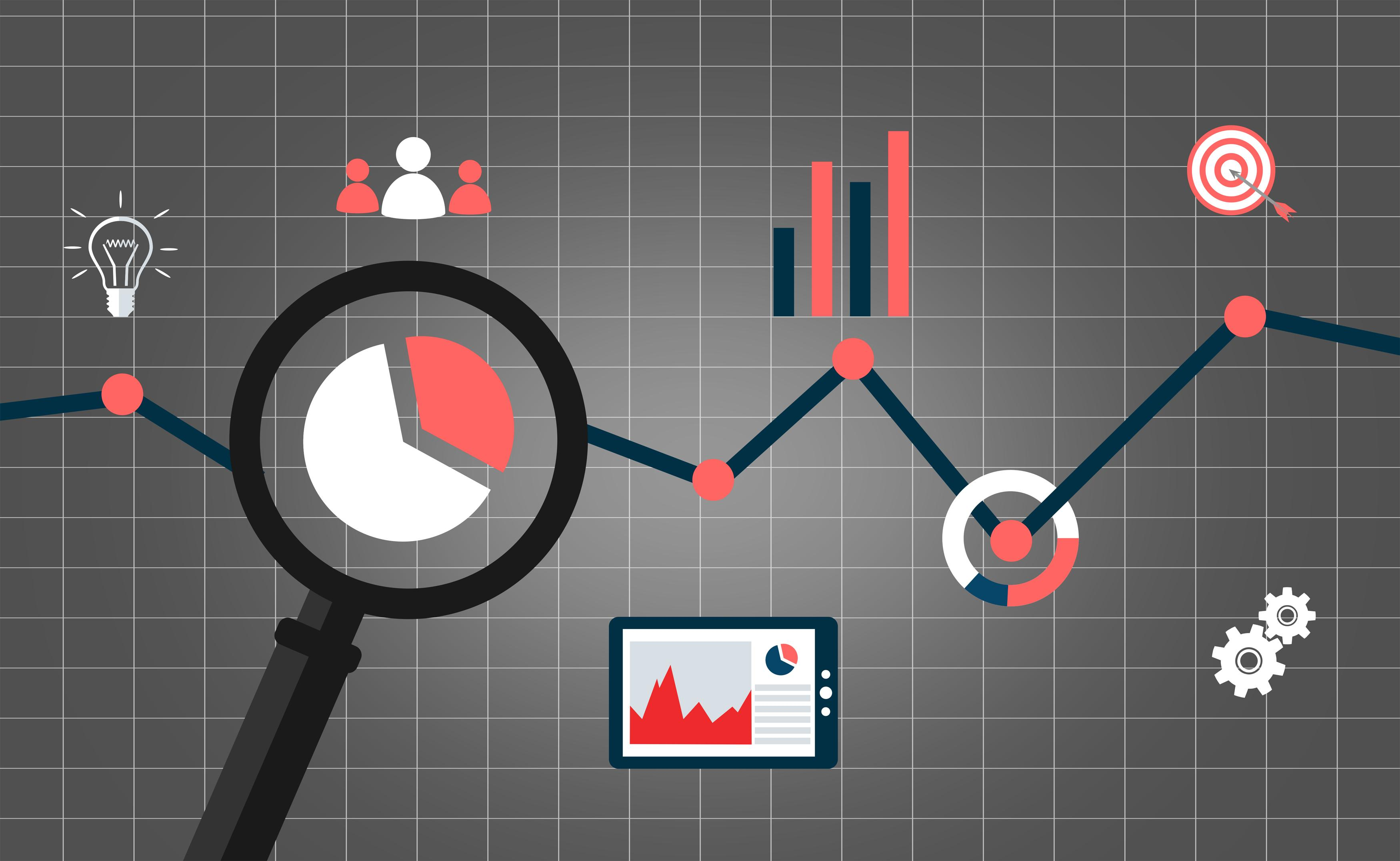 web-analytics-concept-with-data-icons